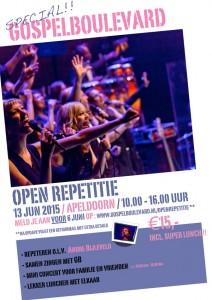 open repetitie 13 juni
